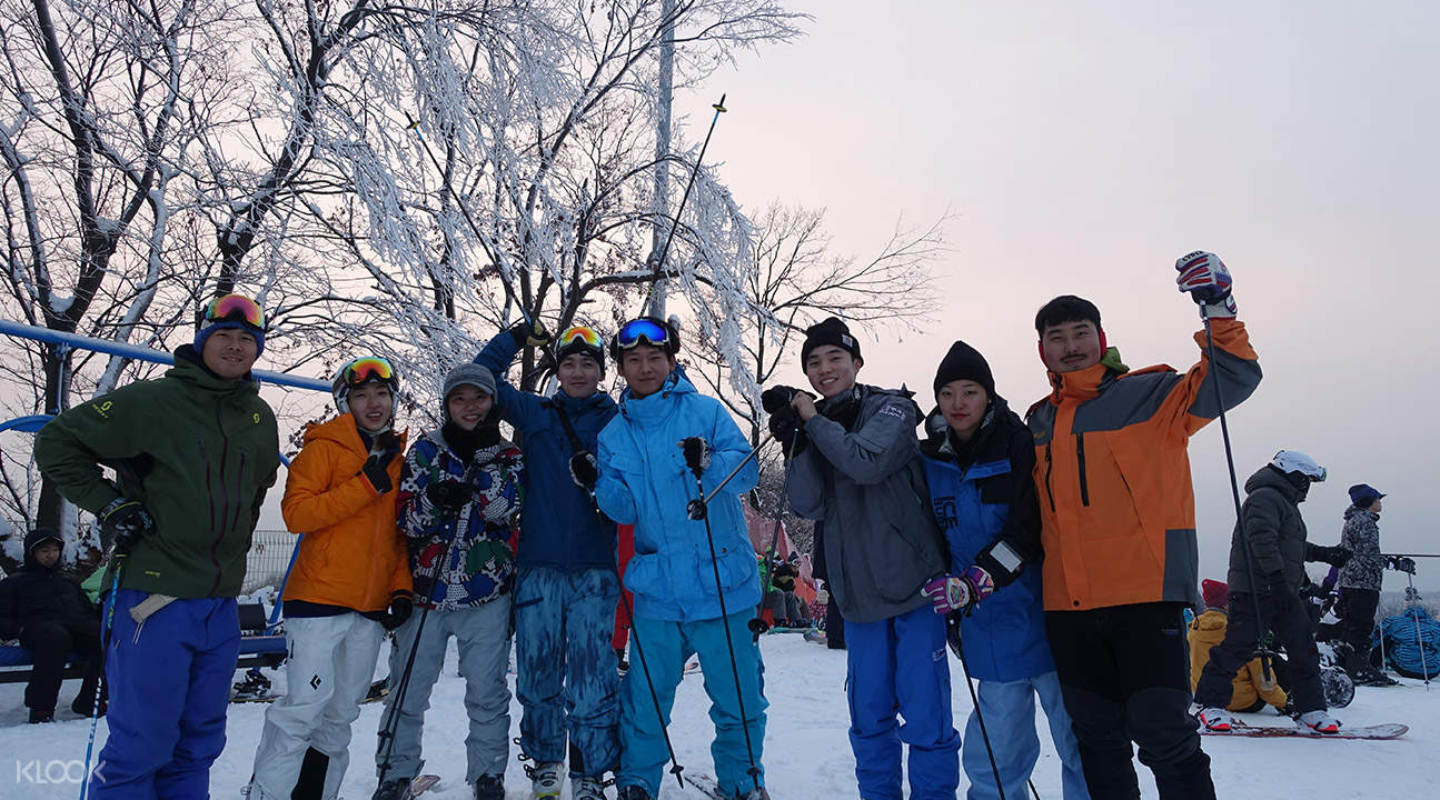 龙平度假村滑雪教学及冰钓3天2夜游(私人团)