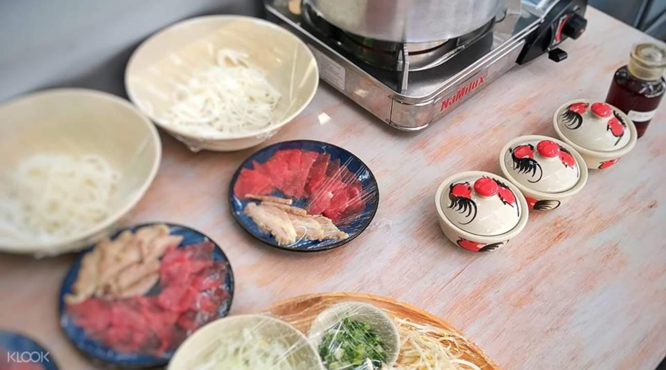 西贡烹饪课堂