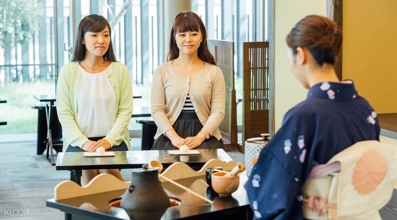 Chanoyu Experience Room