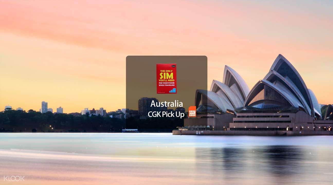 Sydney SIM card