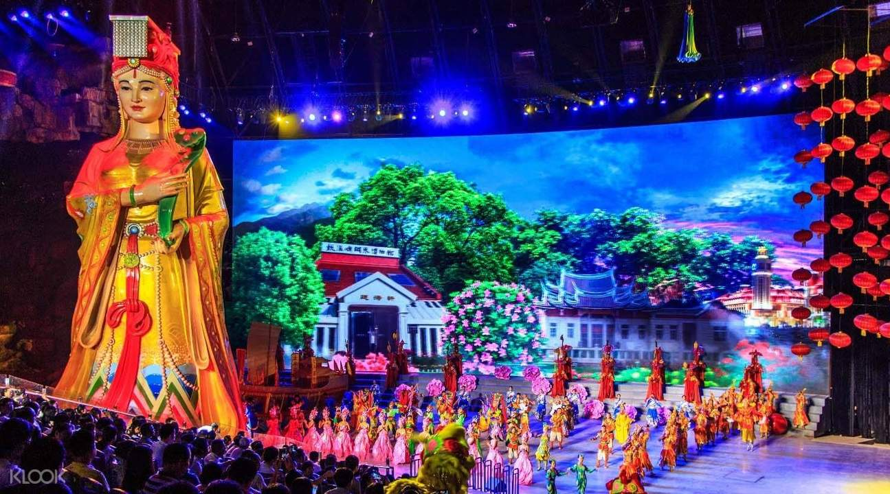 Legend of Southern Fujian grand theater