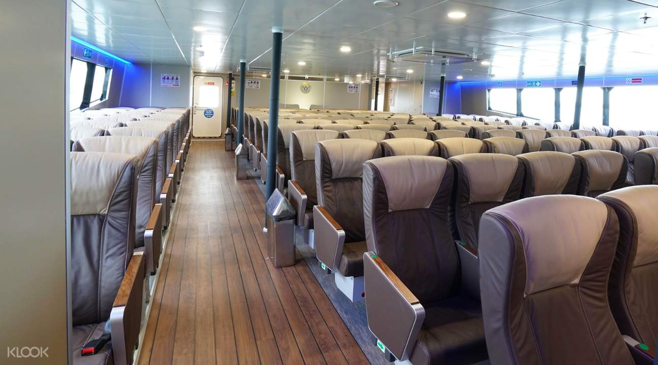ferry brown seats