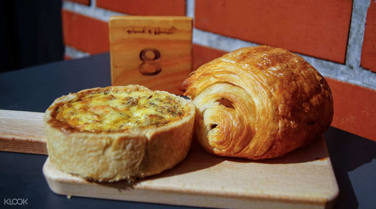 le croissant and quiche bread and hearth outram park marine parade