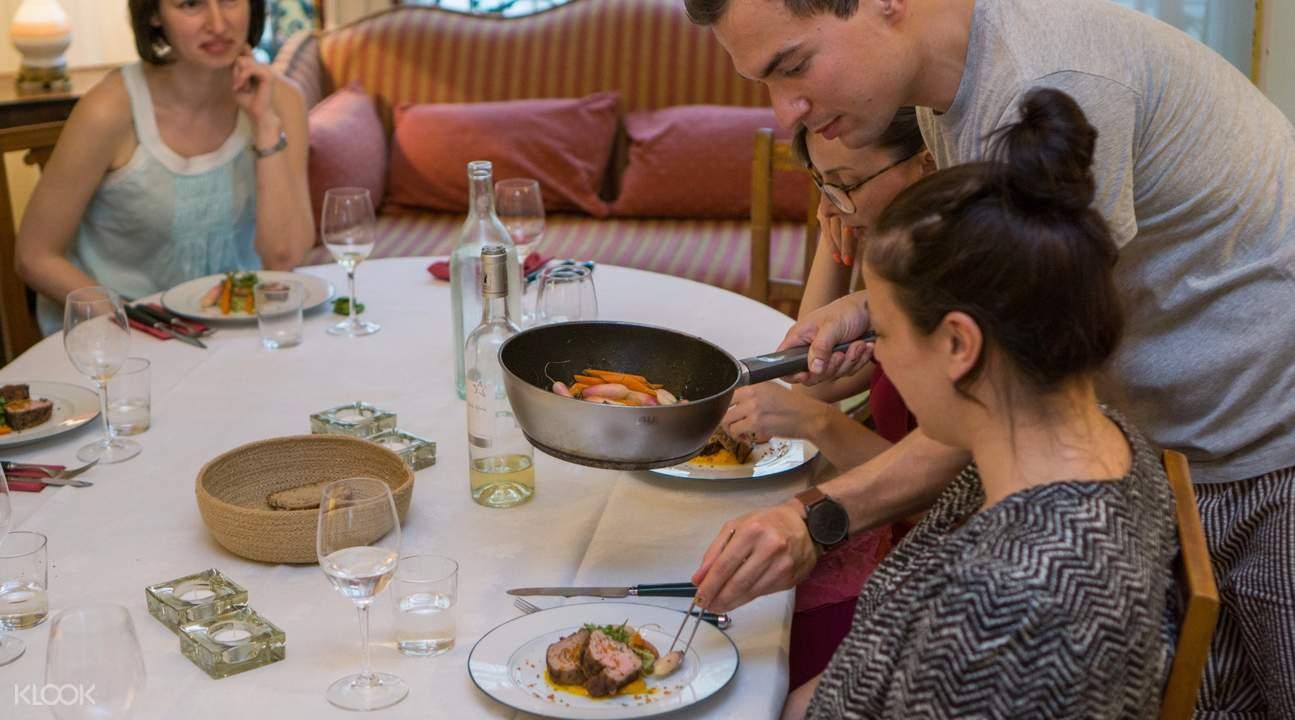 巴黎傳統法式家庭料理