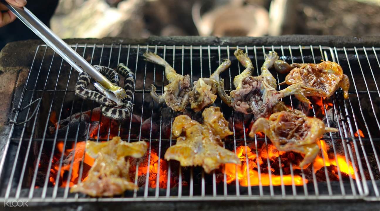 湄公河烹饪课堂