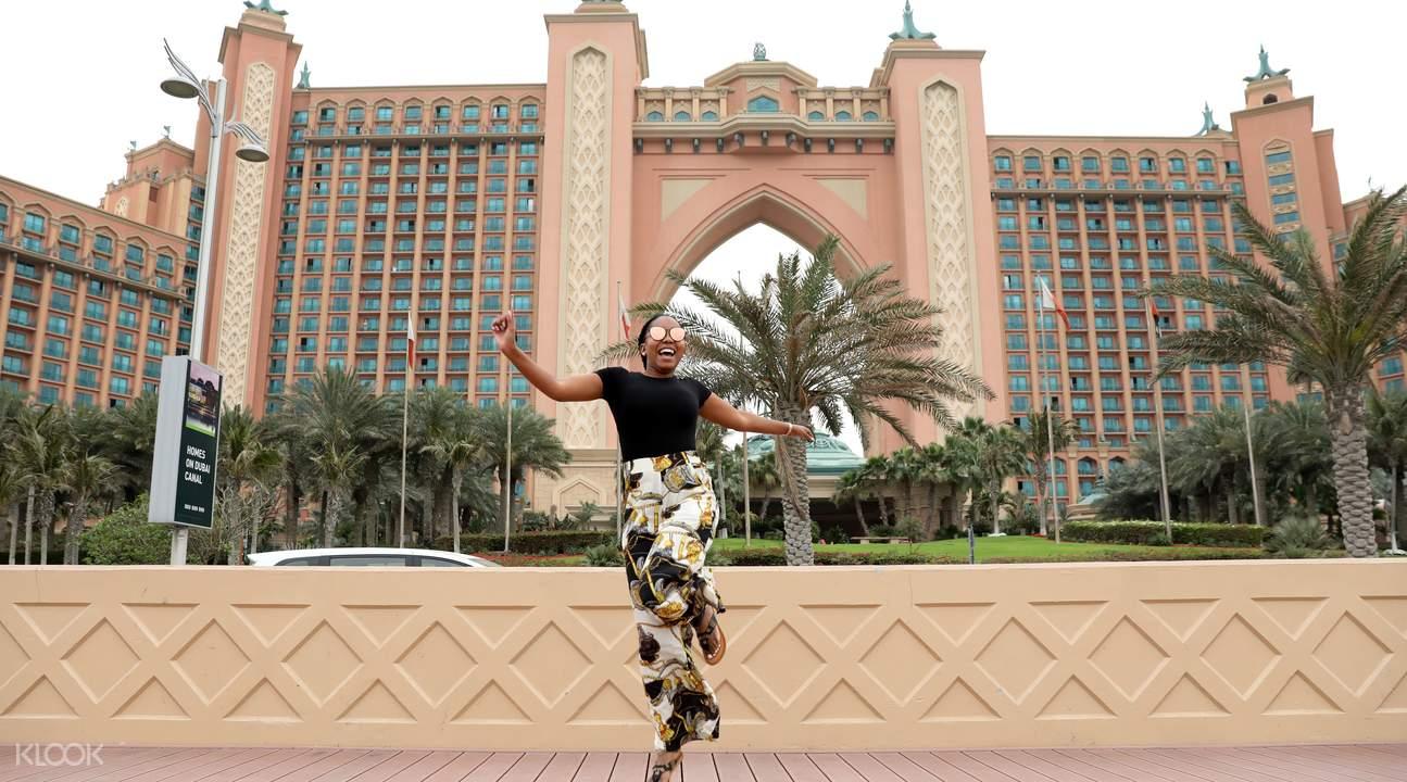 迪拜亞特蘭蒂斯棕榈酒店
