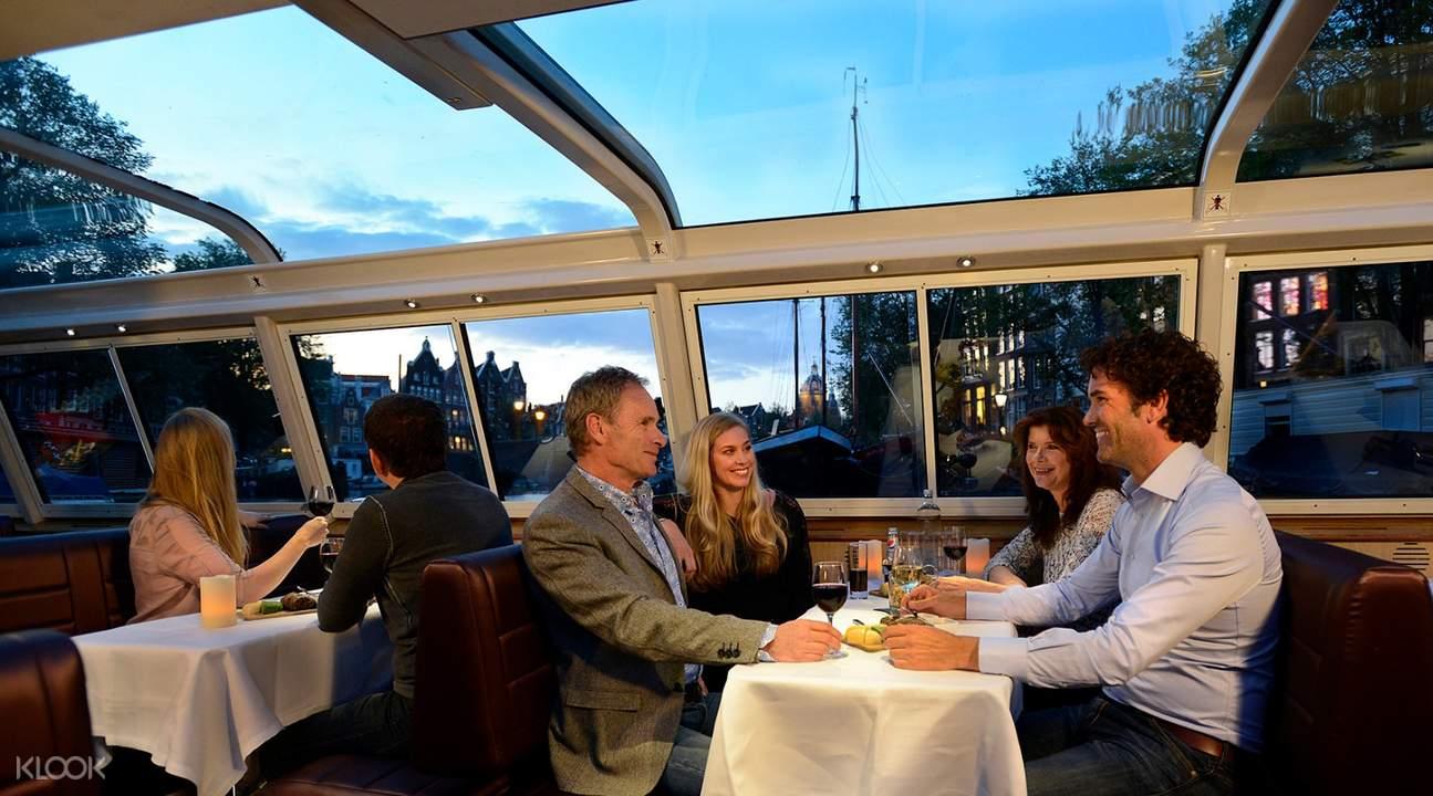 荷蘭奶酪& 紅酒美食遊船