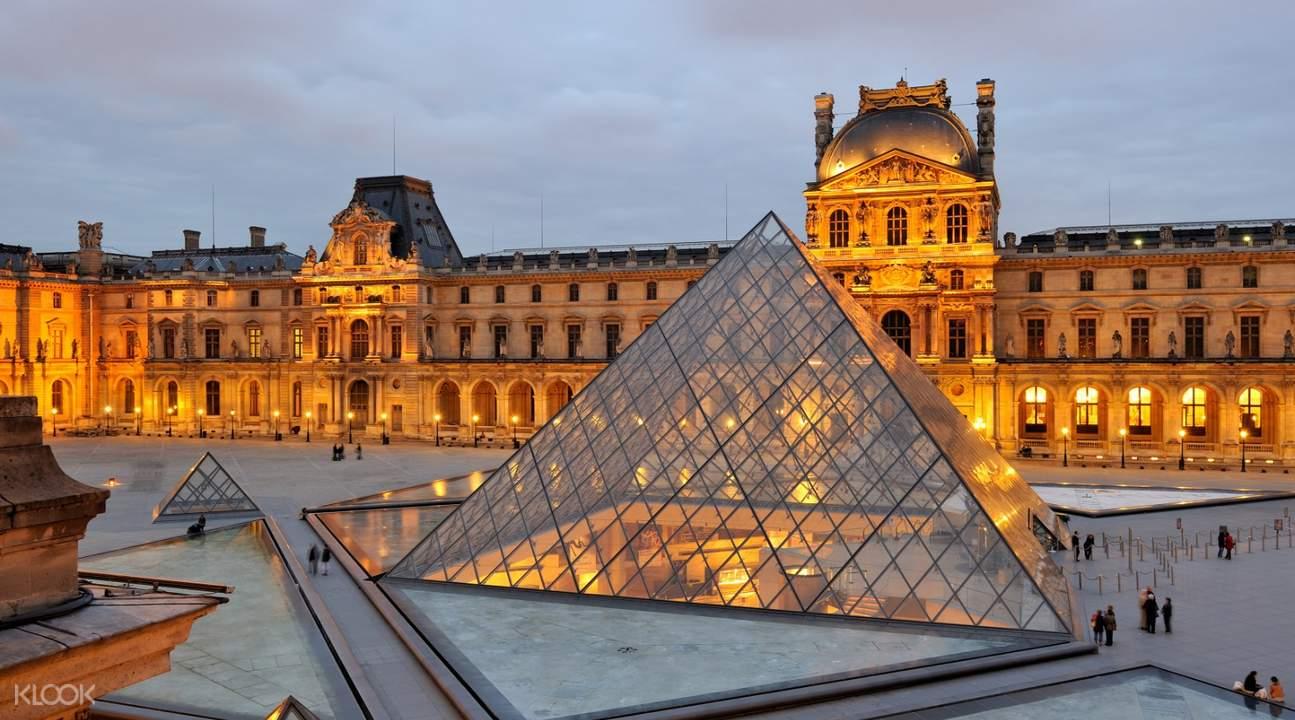 巴黎羅浮宮優先通道
