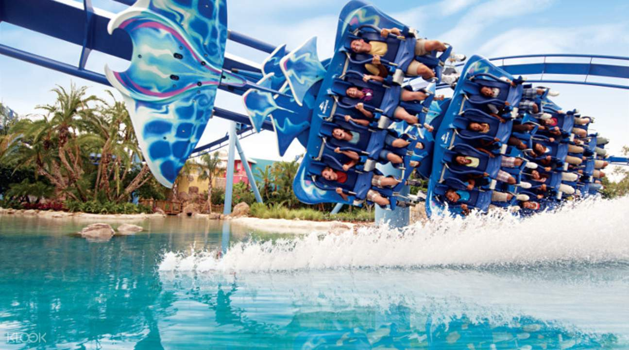 SeaWorld ticket deals