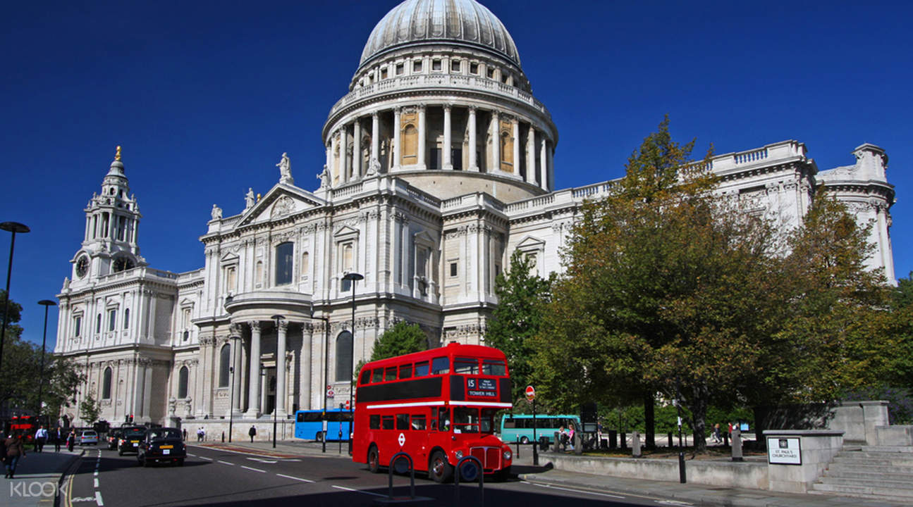 st pauls cathedral tickets london