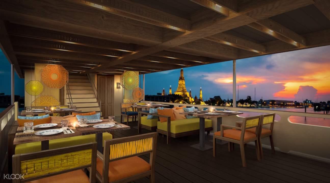 曼谷晚餐巡游
