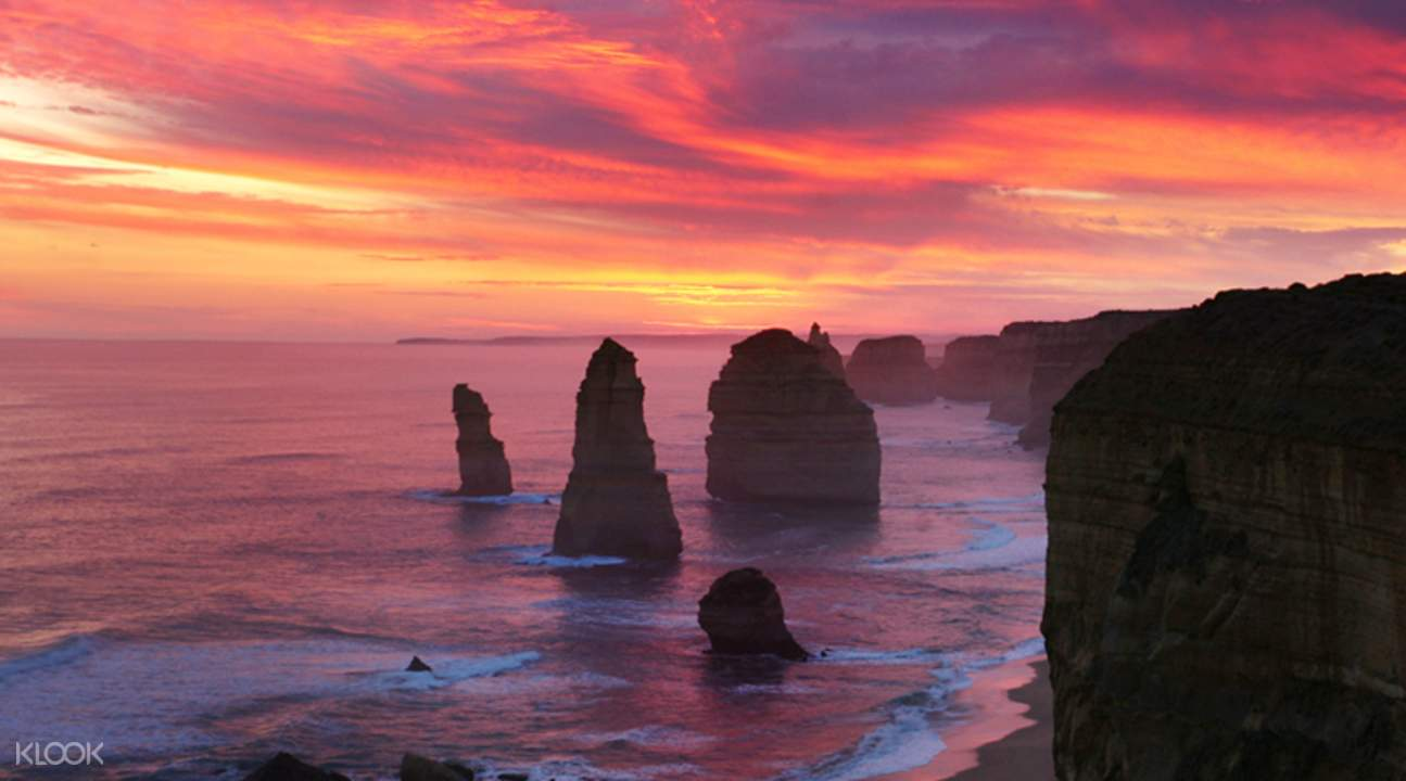 3D2N Great Ocean Road, Phillip Island & Wilson's Promontory Tour