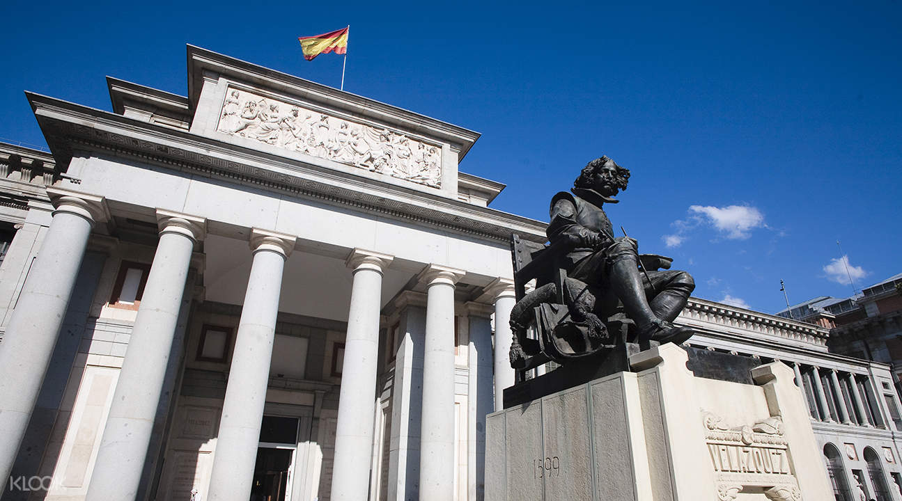 prado guided tour fast track entry madrid