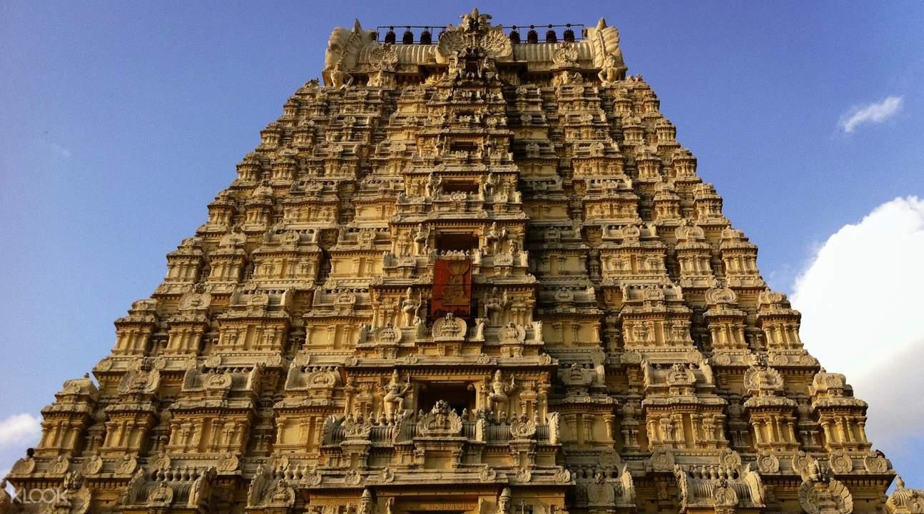 Ekambaranathar寺庙