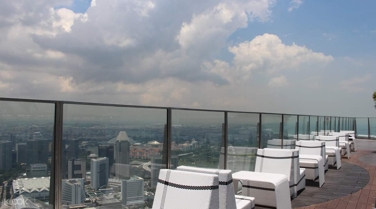 新加坡1 - Altitude观景平台