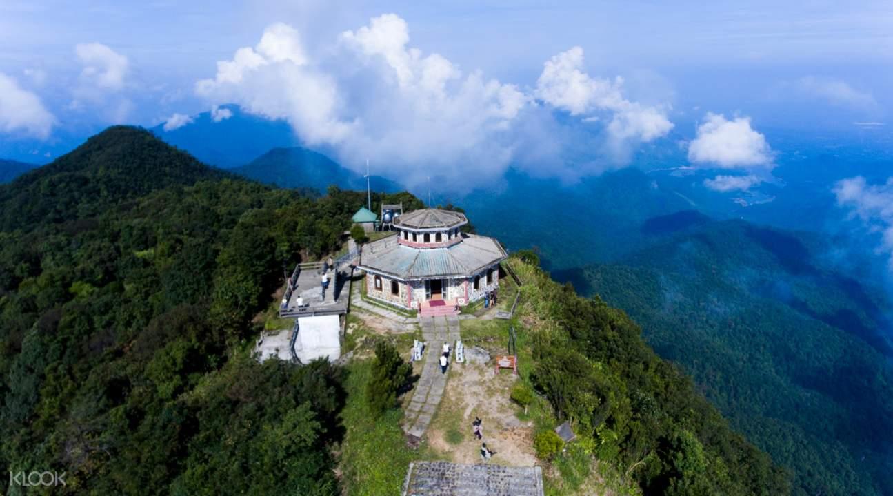 Hai Vong Dai aerial view