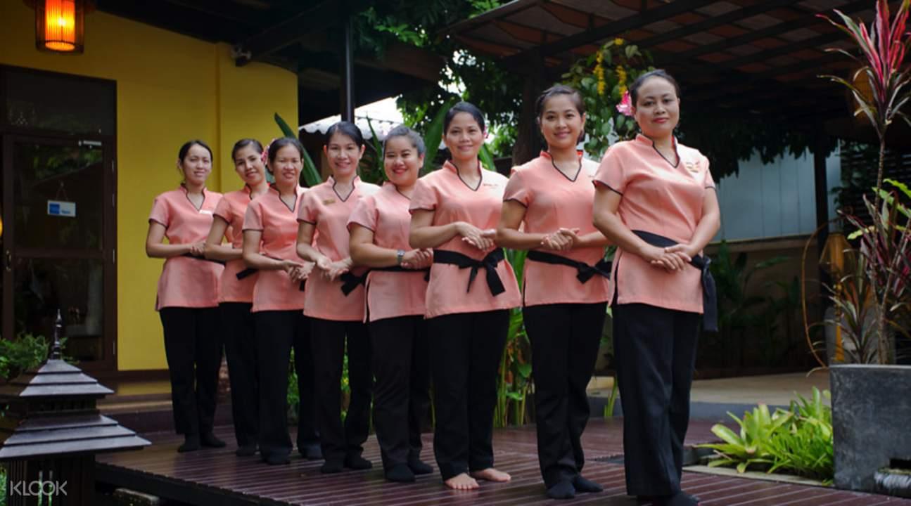 泰國spa推薦