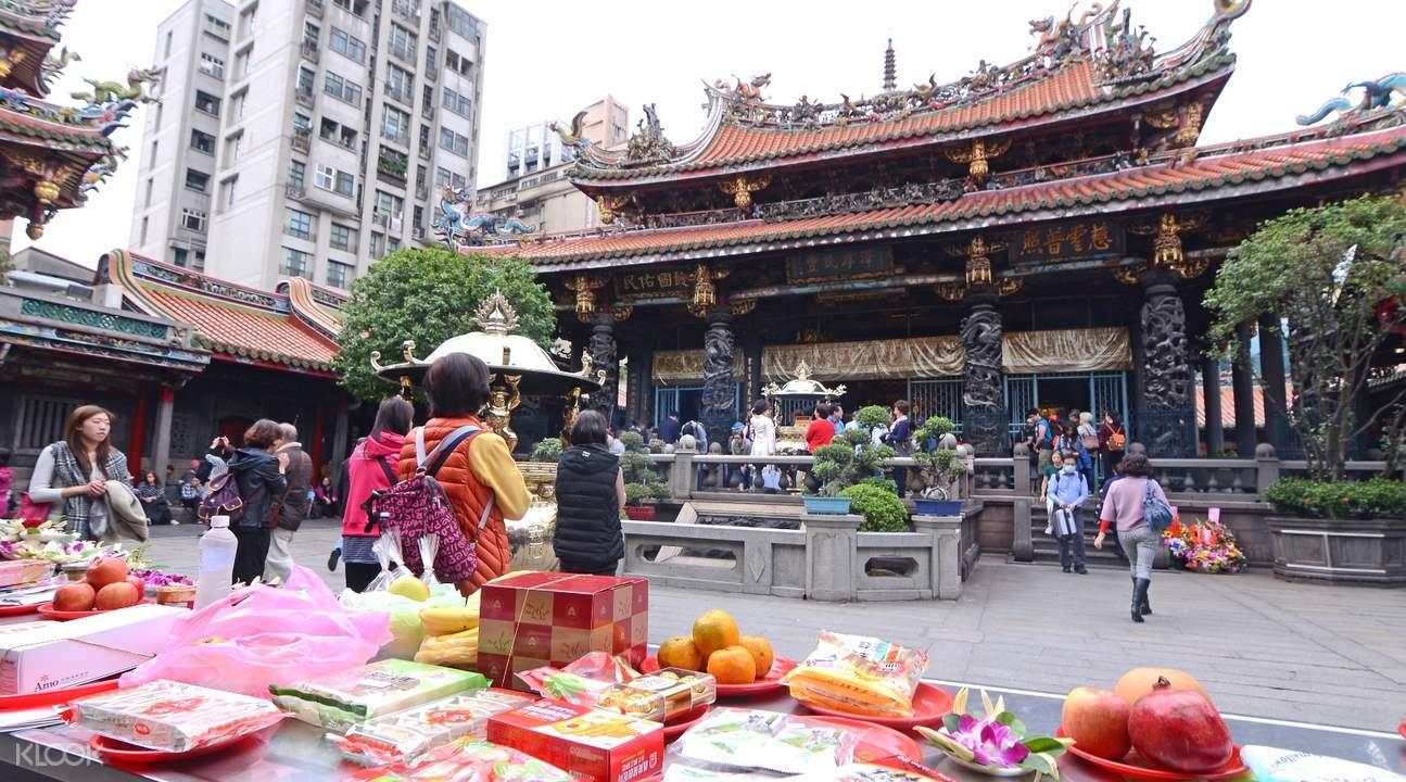 Monga Walking Tour, Taipei