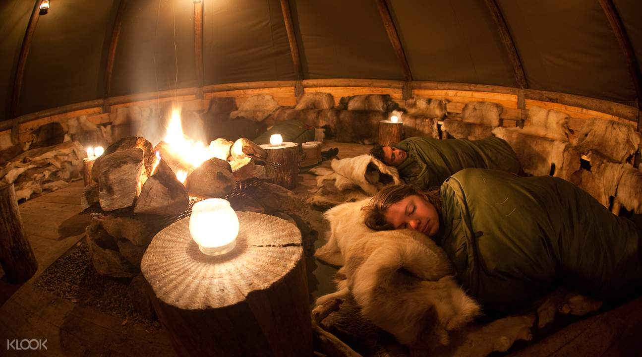 aurora camp overnight experience