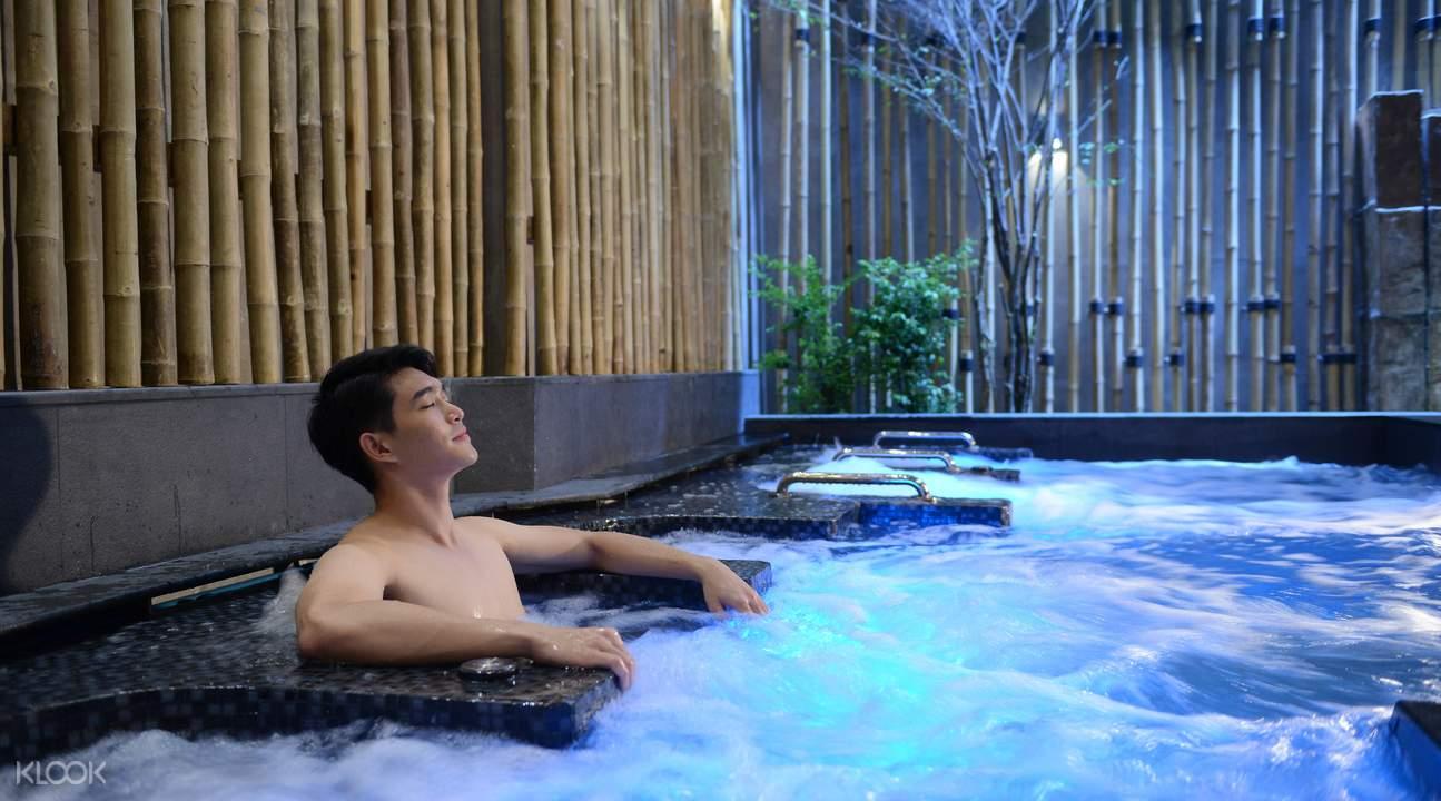Let's Relax 溫泉按摩體驗