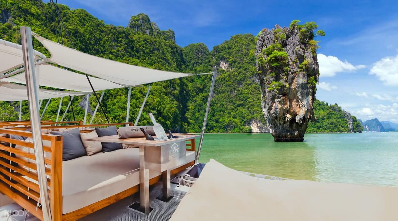 Beach Clubs in Phuket