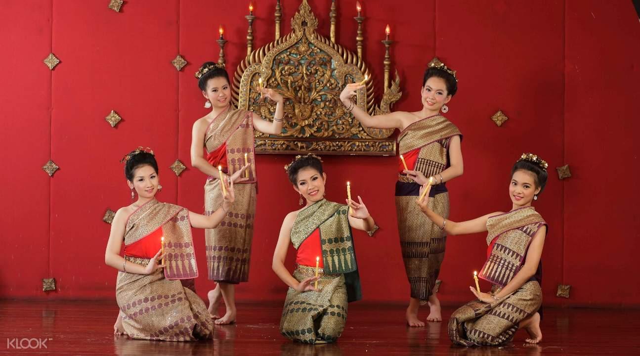 清邁傳統歌舞表演