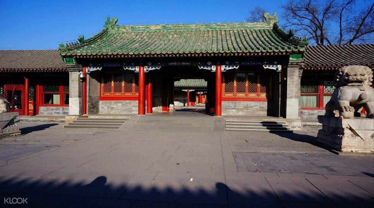 北京博物館包車遊覽