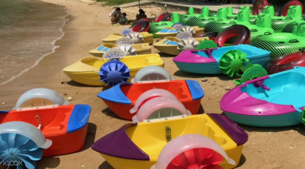 水上活动中心南丫岛