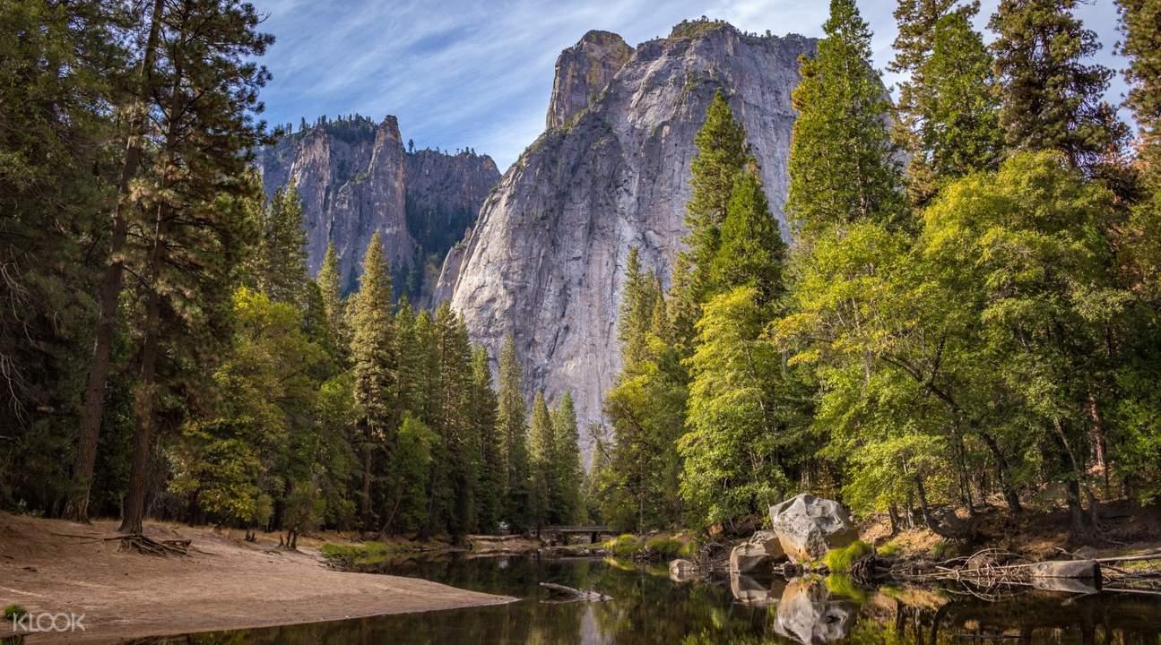 优胜美地国家公园一日游 旧金山出发