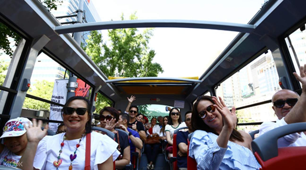 首尔观光巴士