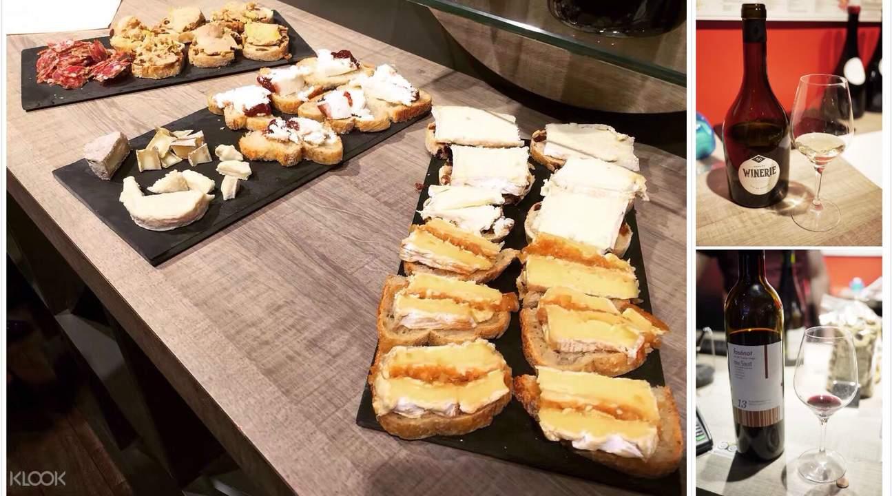 gourmet food tour france