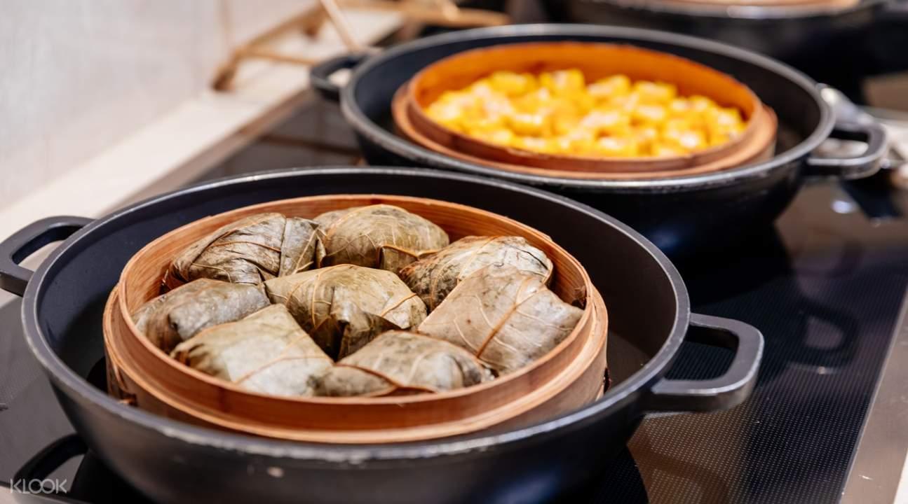索菲特酒店海風餐廳海鮮自助晚餐