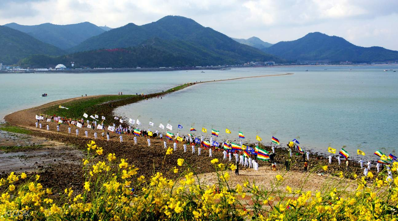 Jindo Sea Road Festival