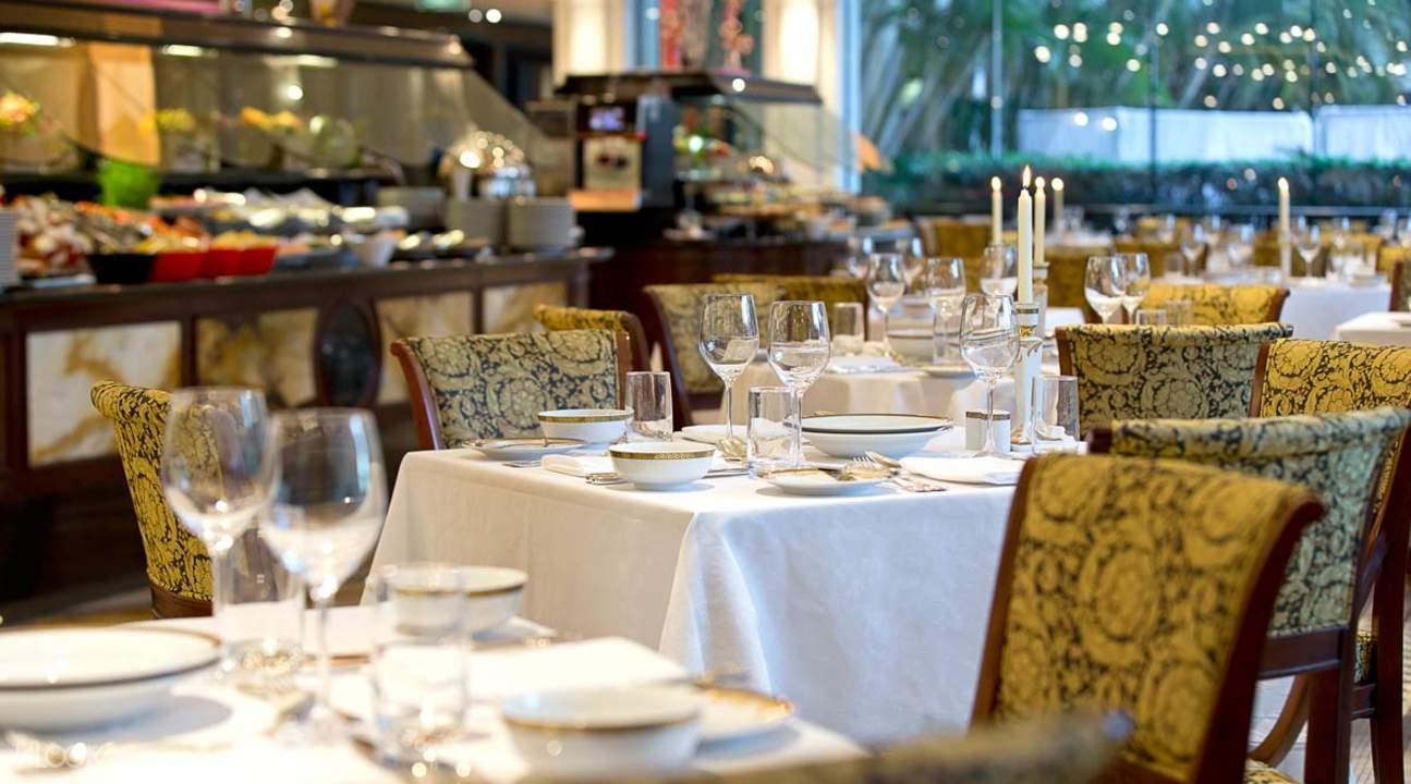 il barocco海鲜自助餐 - 澳大利亚黄金海岸范思哲宫