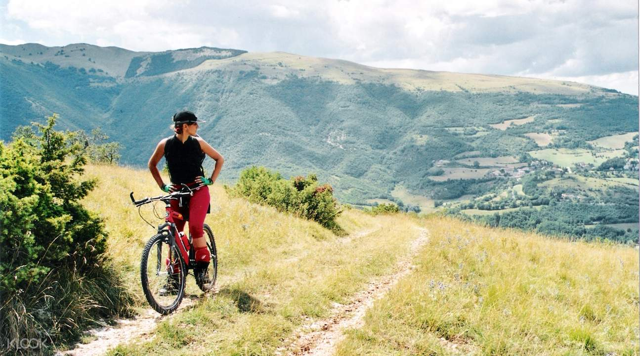 Nagarkot hill biking