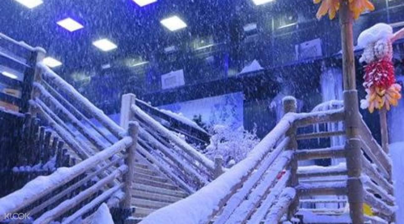 广州越美冰雪大世界