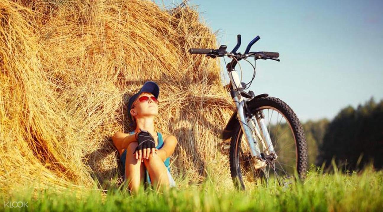 佛羅倫薩郊外 & 酒庄自行車探索之旅