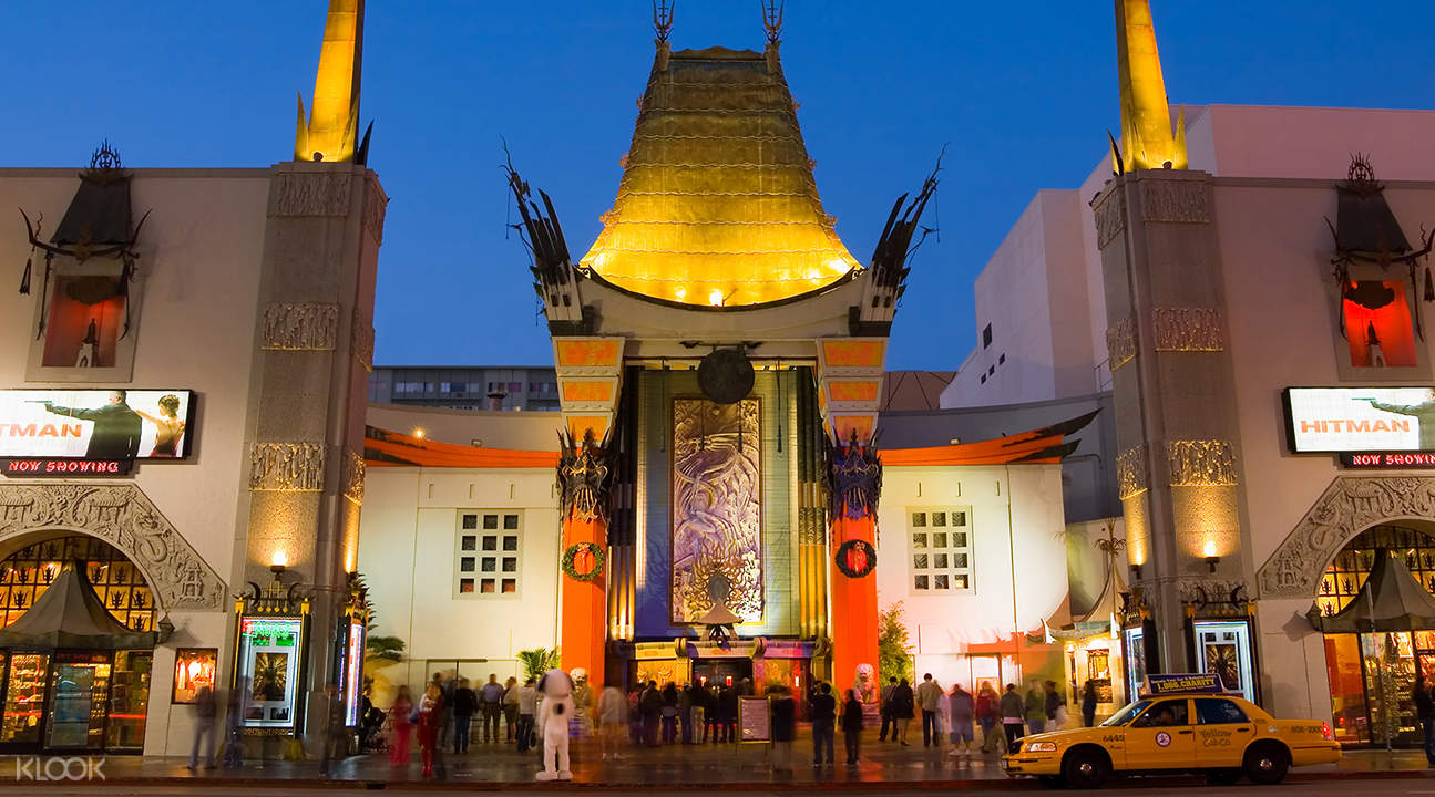 chinese theatre tour los angeles