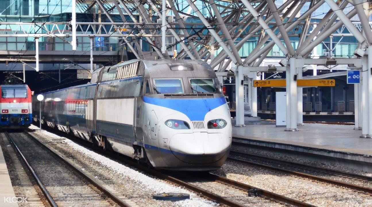韩国铁路通票
