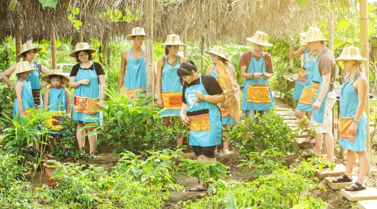 Mama Noi 泰式烹飪課