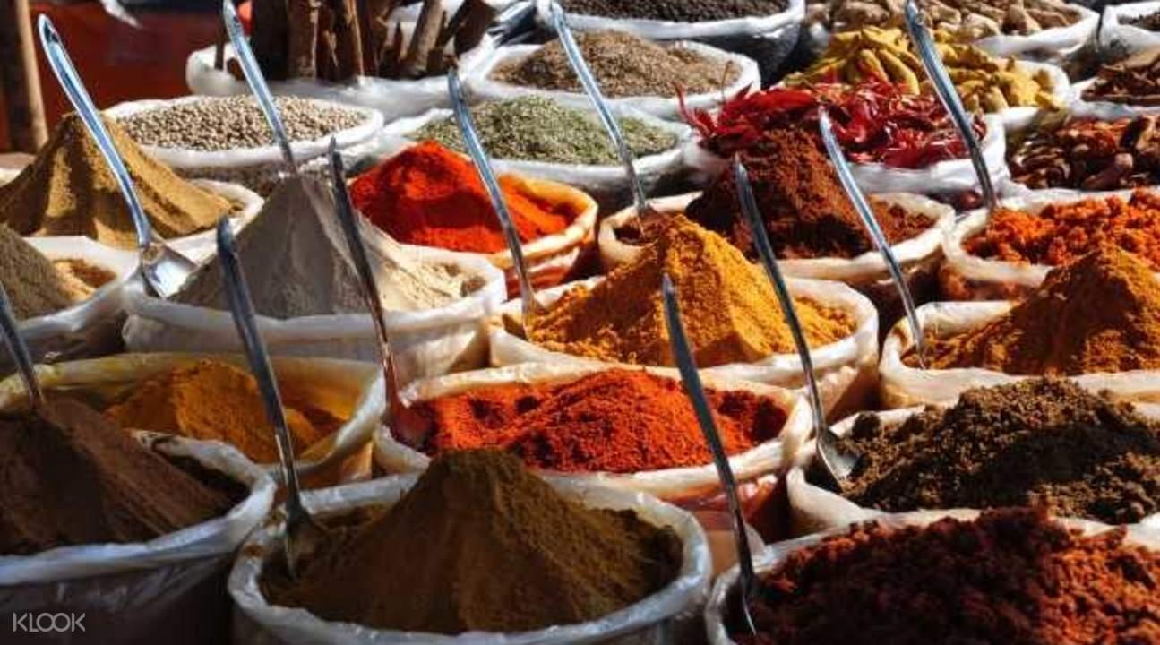 印度加爾各答購物