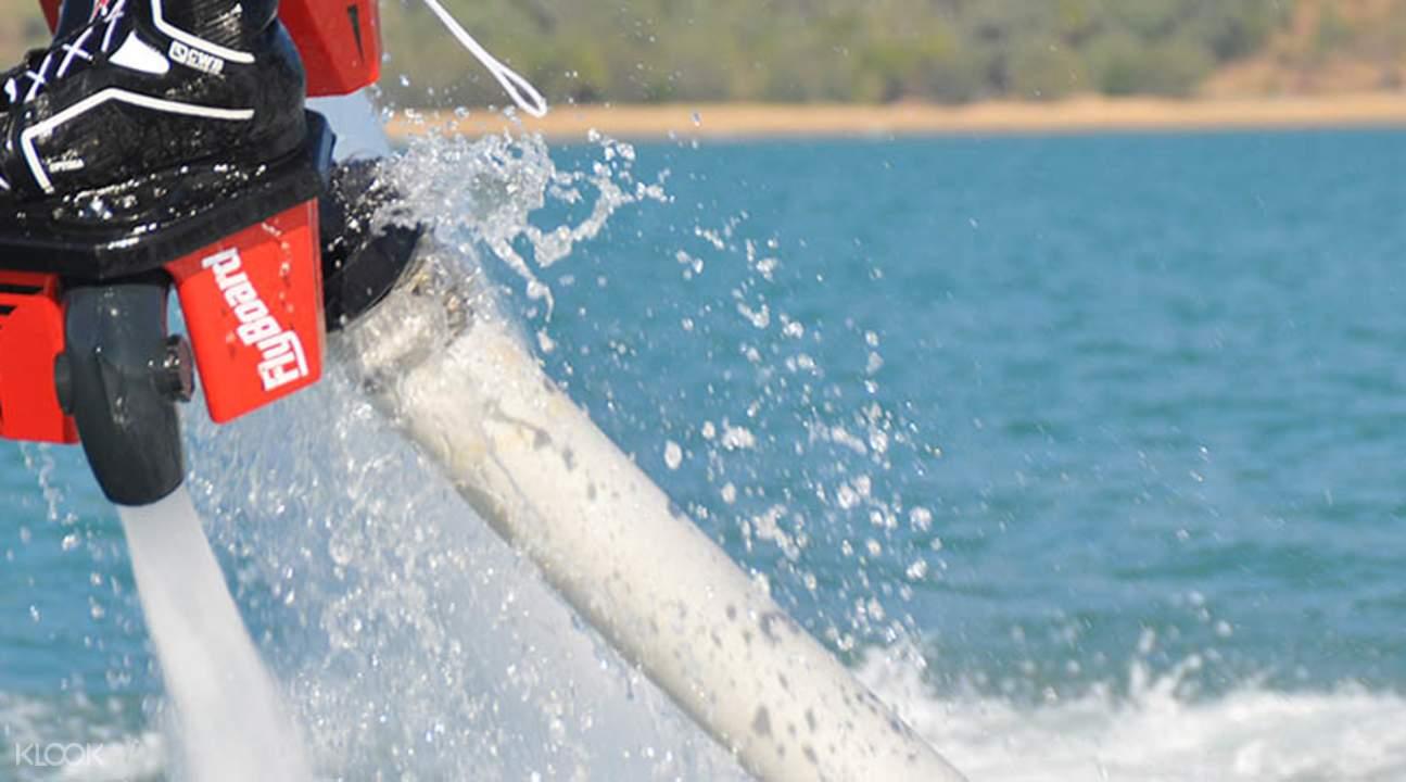 凱恩斯水上飛行器體驗