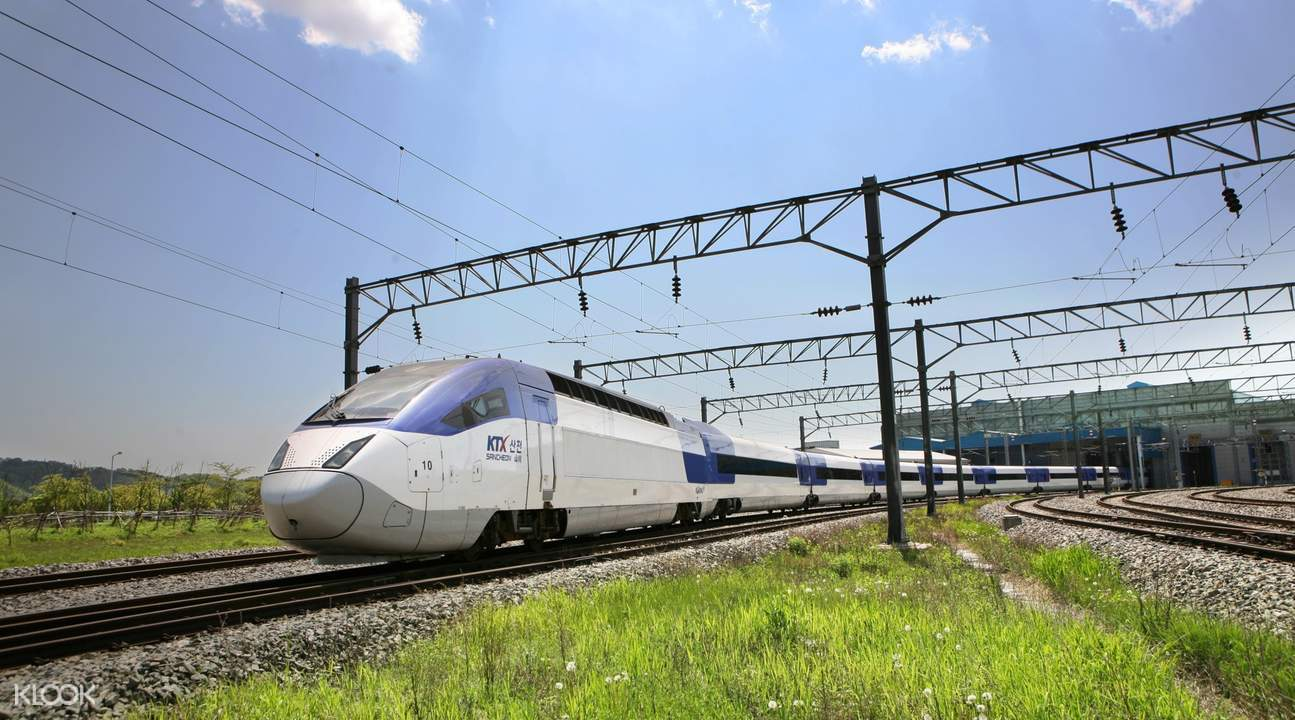 韓國鐵路通票