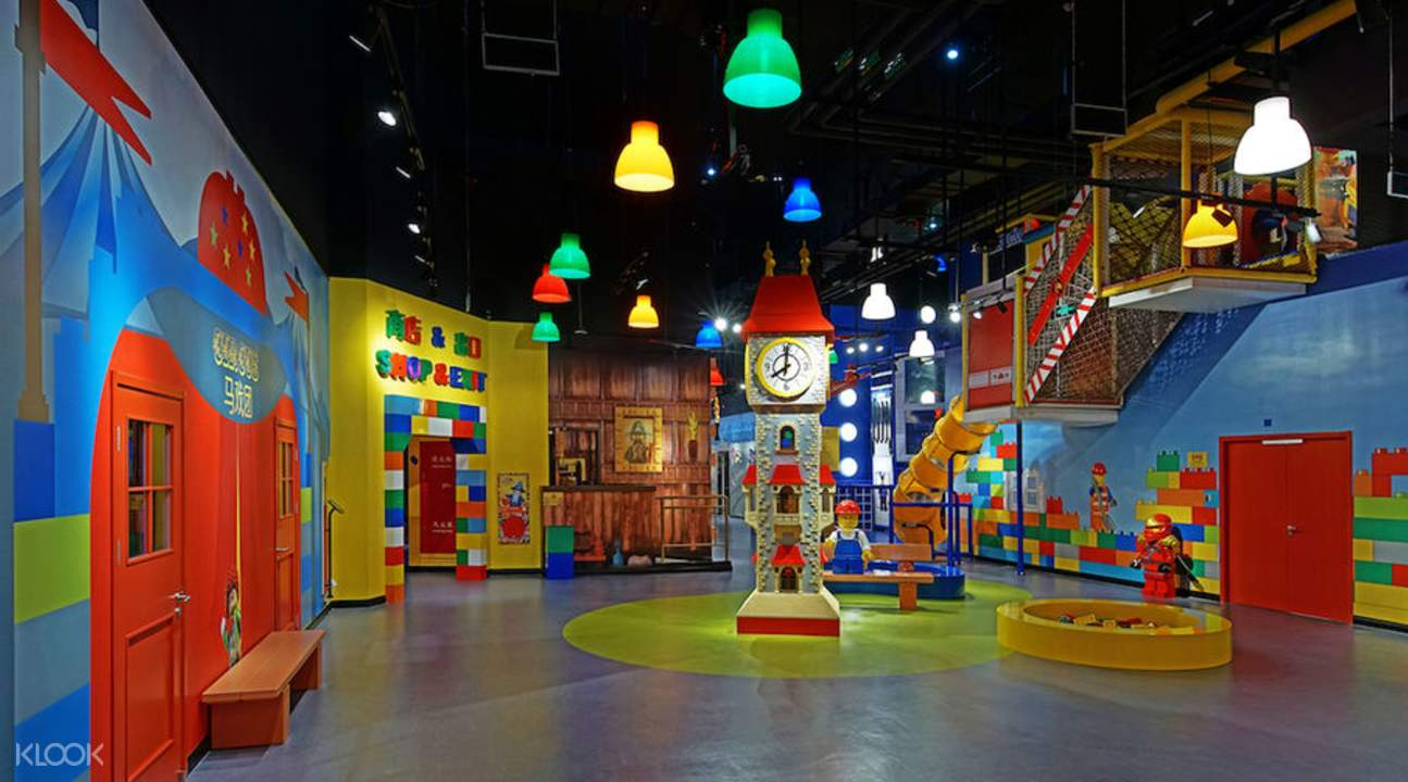 Legoland Discovery Center tickets