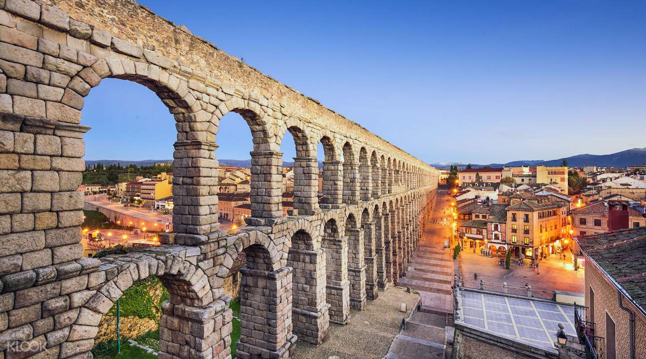 toledo tour from madrid, segovia tour from madrid, toledo and segovia day tour from madrid, toledo segovia day tour