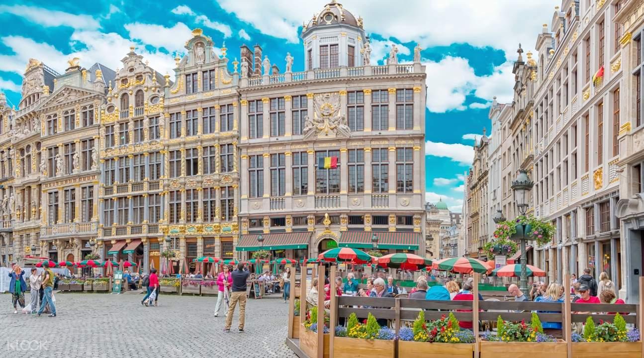 布魯塞爾一日遊