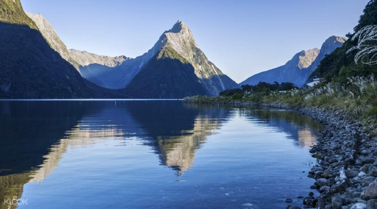 新西兰米尔福德峡湾