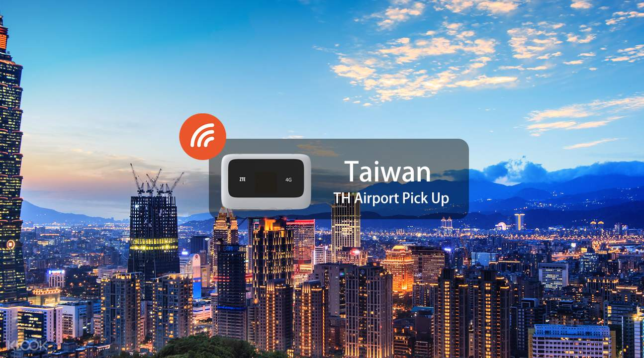 portable wifi Taiwan thailand airport