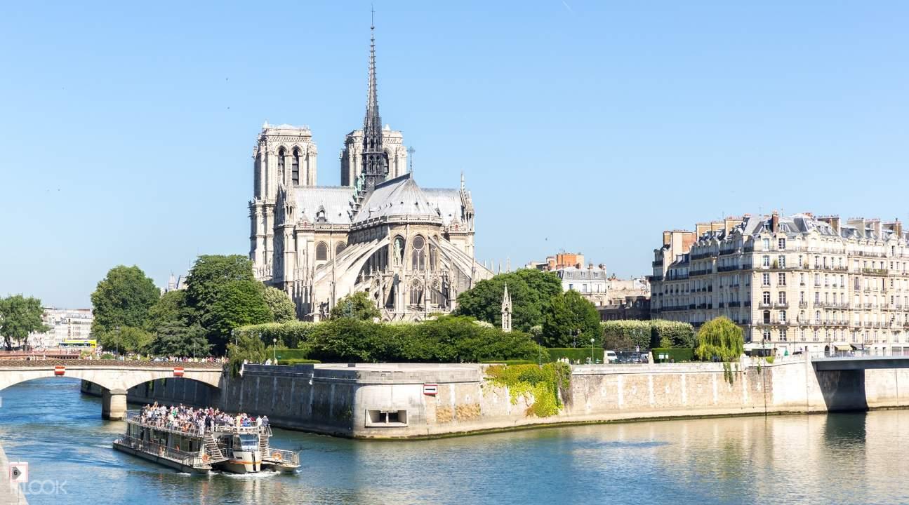 巴黎巡航游轮