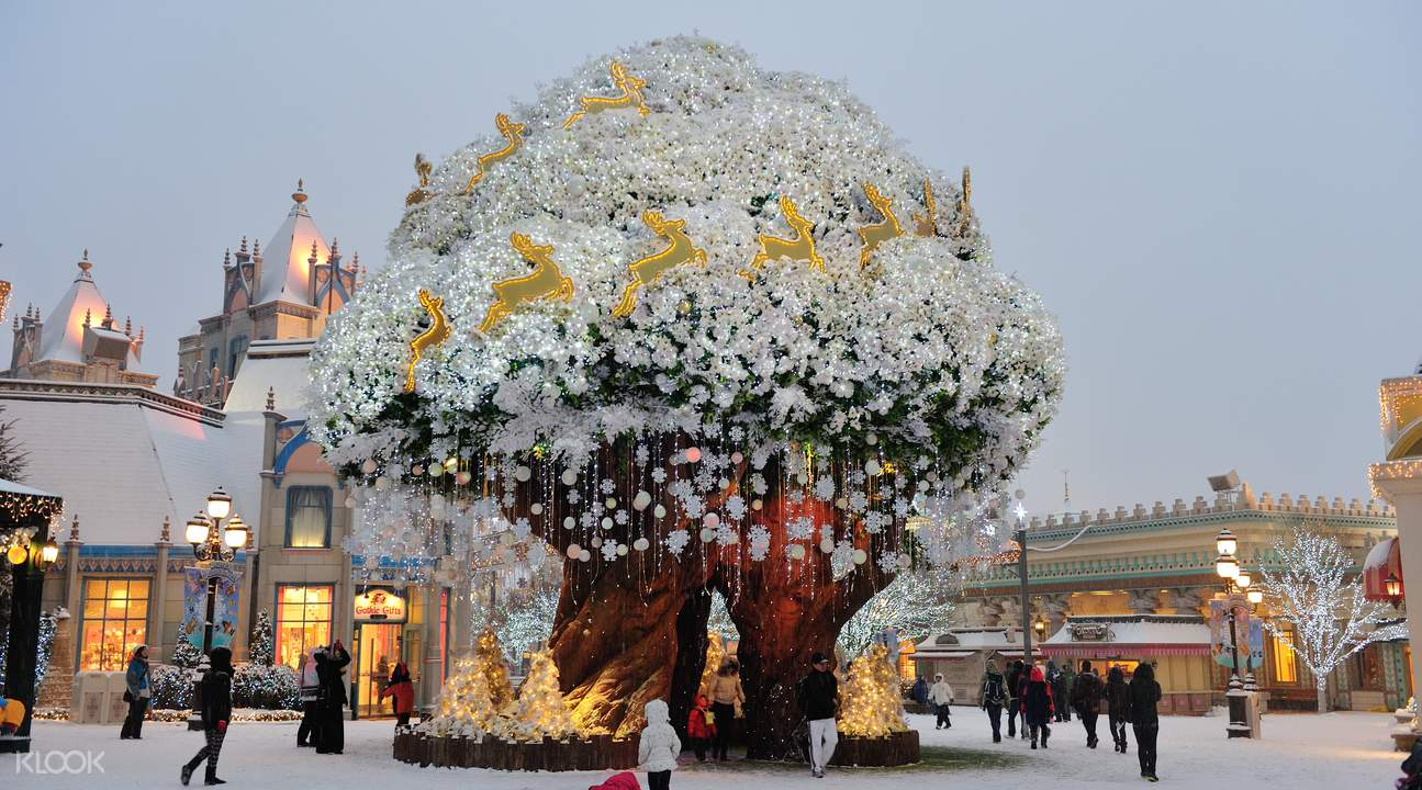 30% Off Everland Korea Theme Park Tickets - Klook